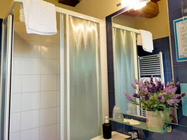 Biricoccolo - camera singola con bagno