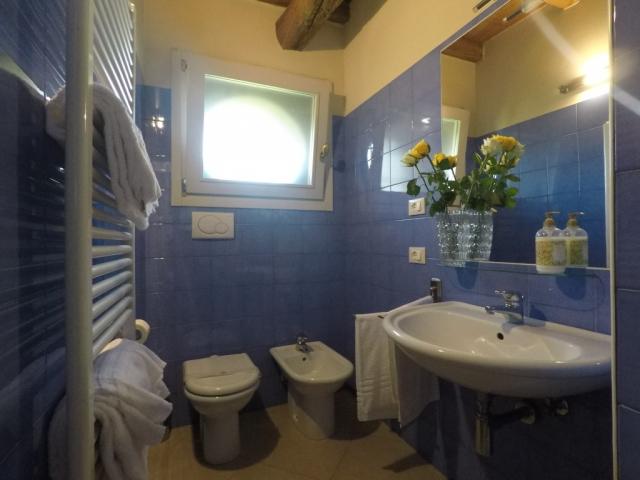 Corbezzolo - camera con bagno